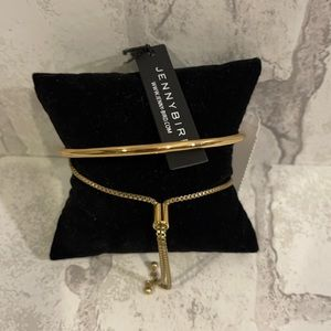 Jenny Bird Gold Bracelet
